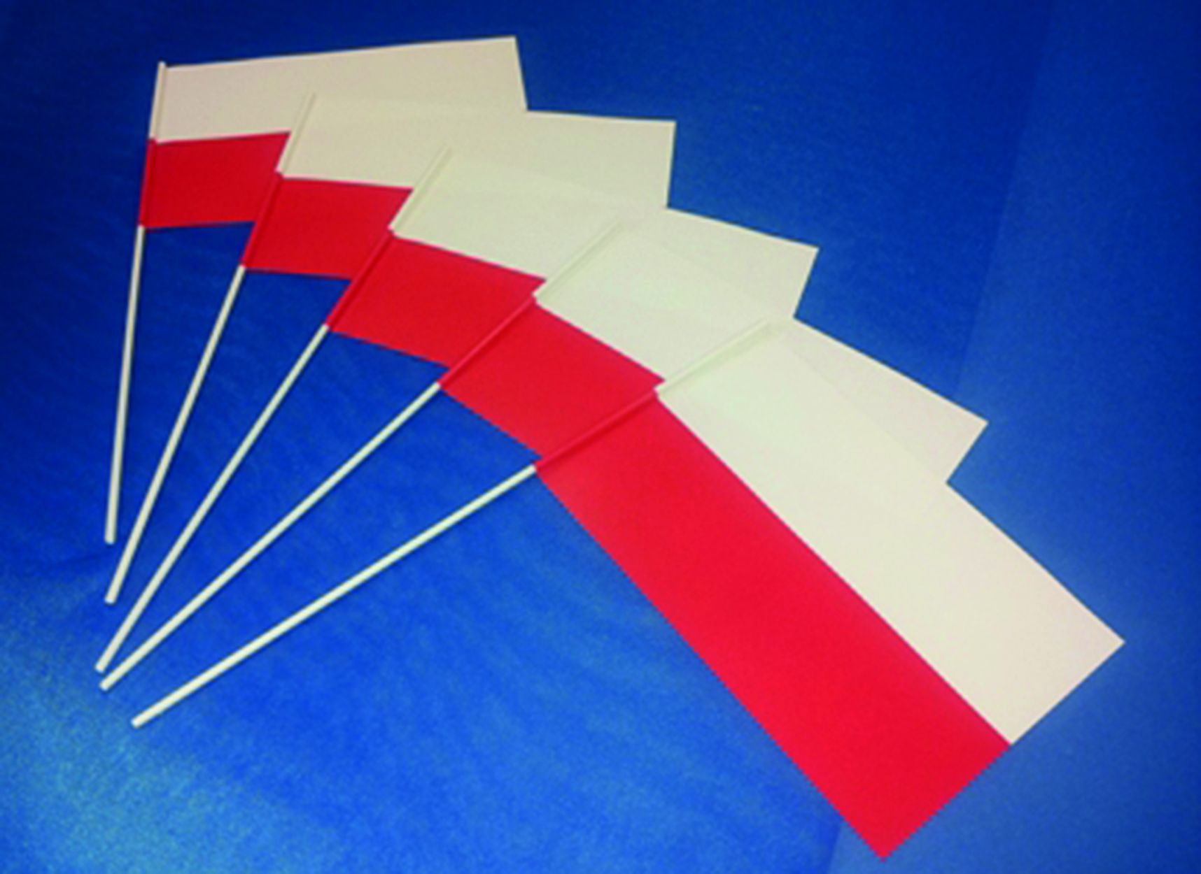 paper flags High quality paper handwaving flags, custom design or national available.