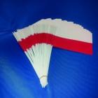 flagietki papierowe